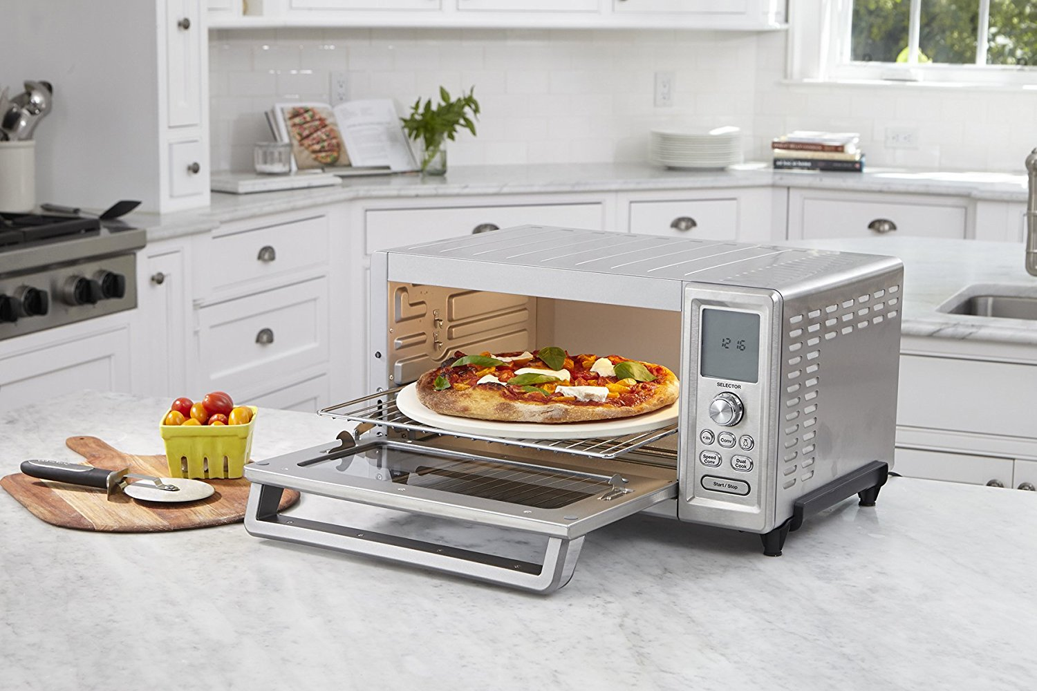Cuisinart TOB-260N1 Chef's Convection Toaster Oven view