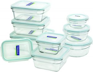 Glasslock Container Set