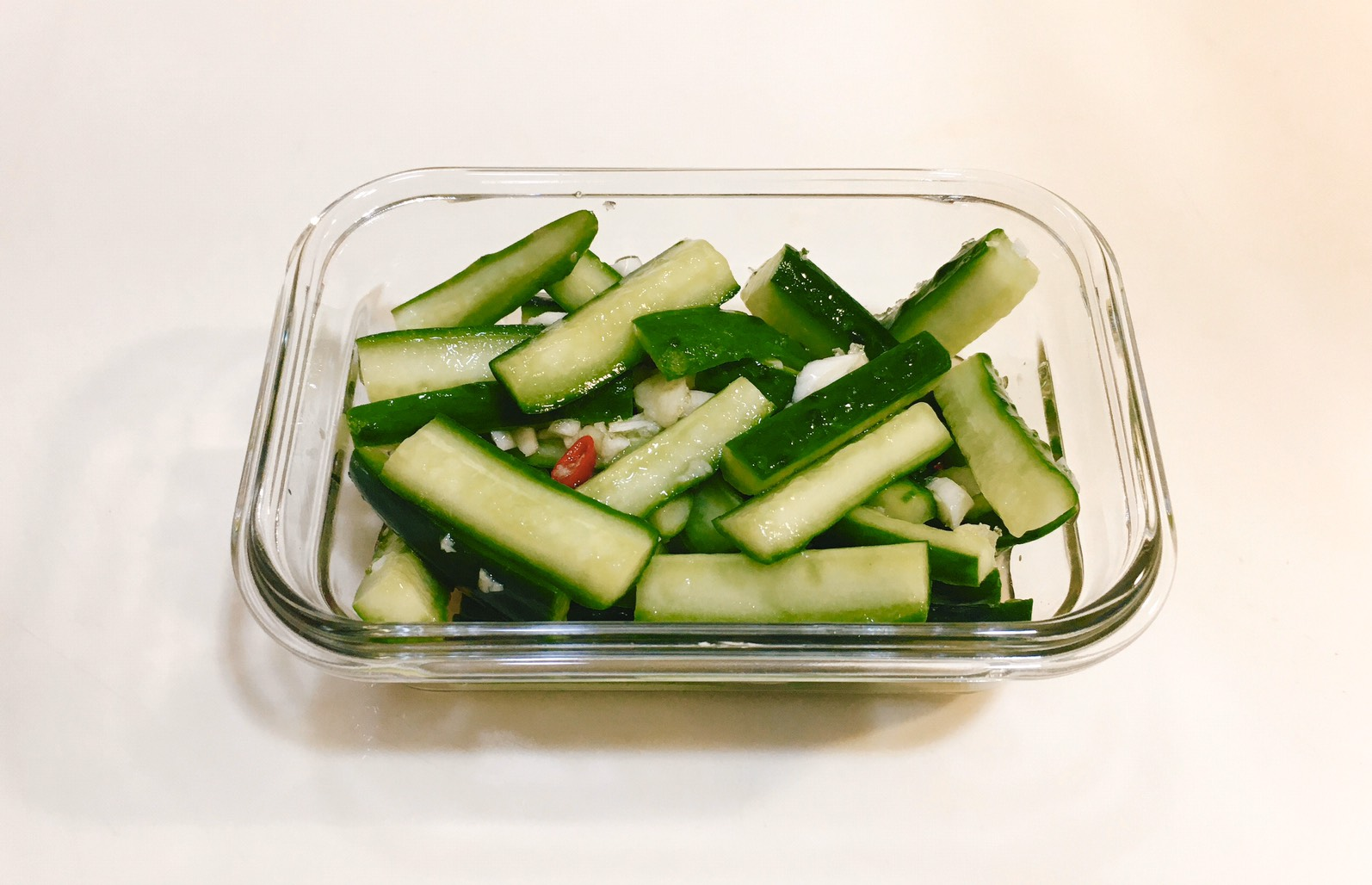 Taiwanese Pickled Cucumber
