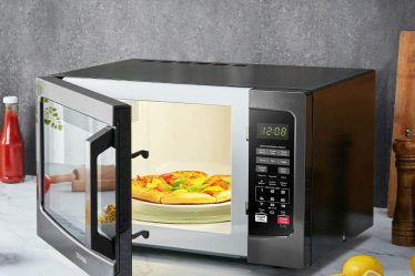 Toshiba EM131A5C-BS Microwave Oven view