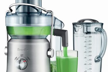 Breville BJE530BSS1BUS1 Countertop Centrifugal Juicer