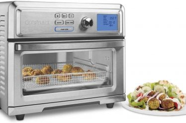 Cuisinart TOA-65 Digital Convection Toaster Oven AirFryer
