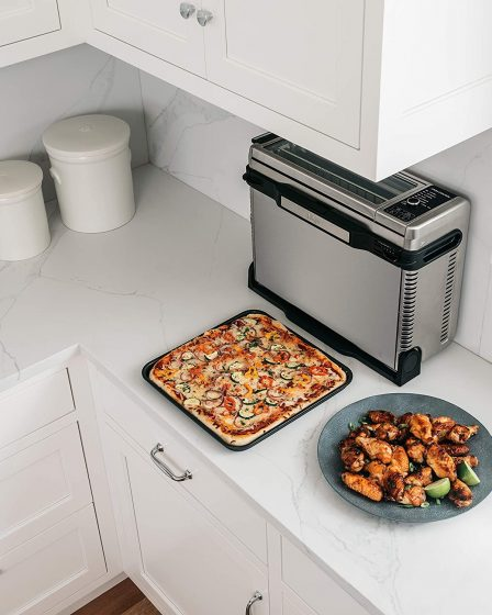 Ninja Foodi Digital Fry, Convection Oven, Toaster, Air Frye