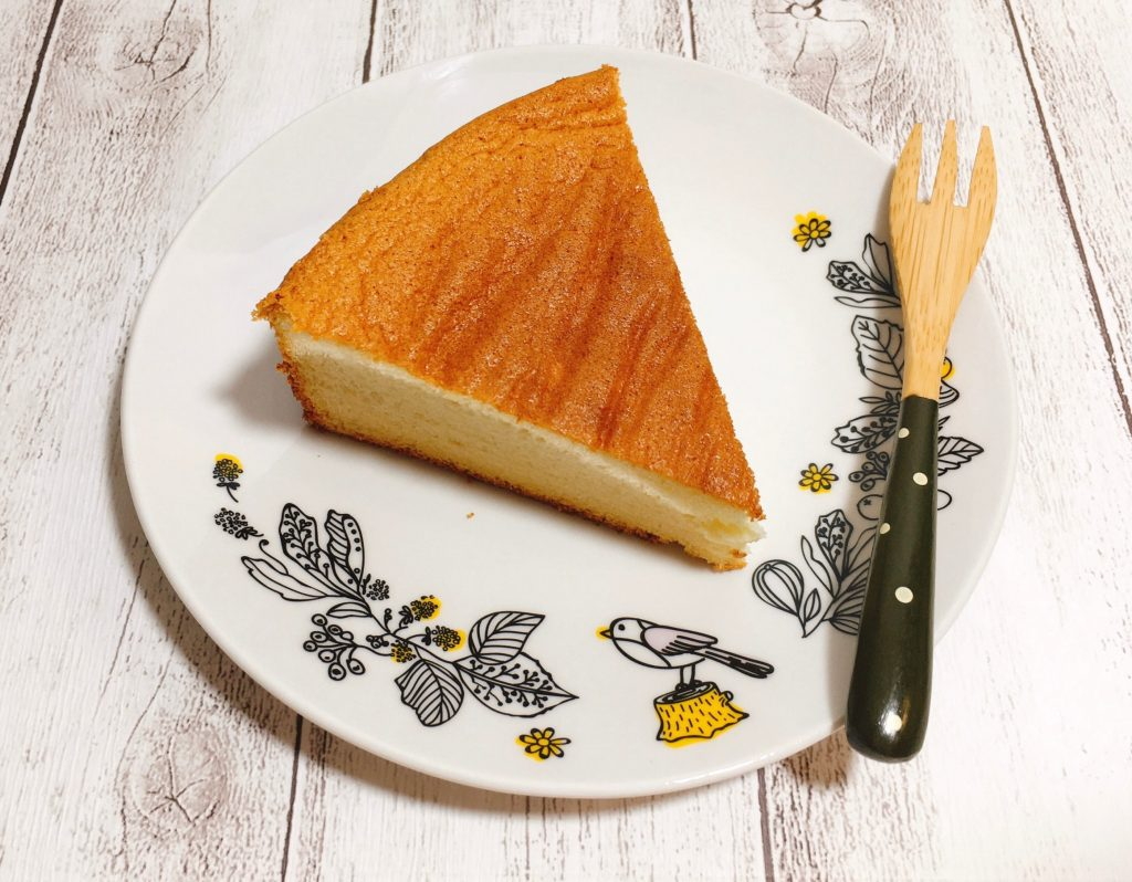 Japanese Honey Cake