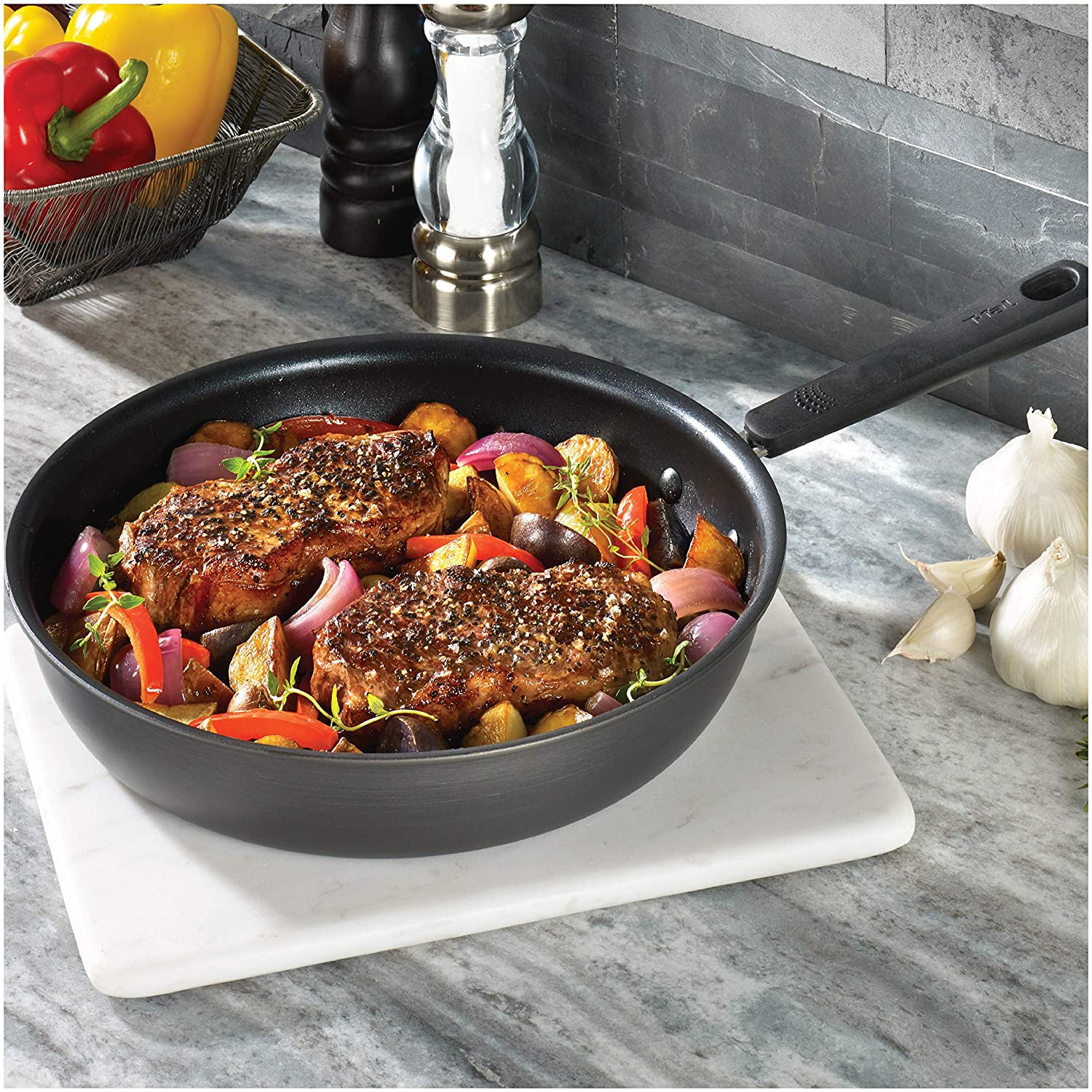 T-fal All-In-One Nonstick Cookware Set