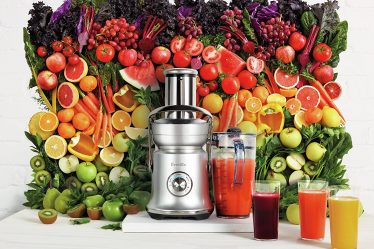 Breville Fountain XL Stainless Steel Juicer