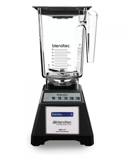 Blendtec E600A0801-A1GA1D Chef 600 Countertop Blenders