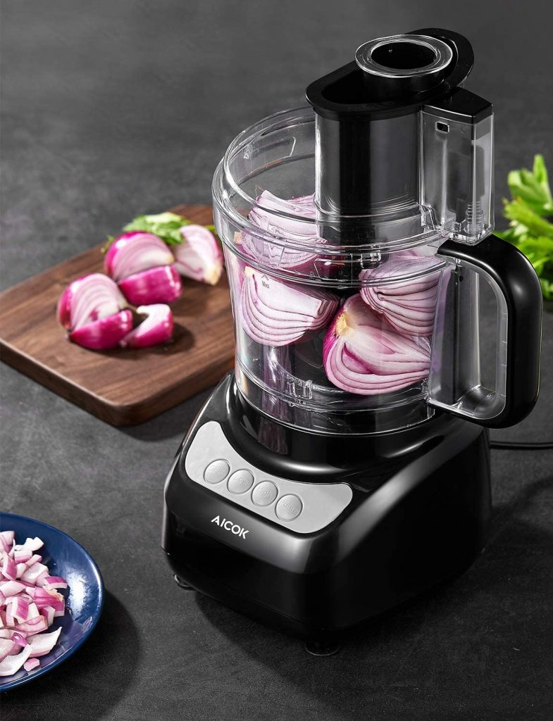 Aicok 12-Cup Food Processor view