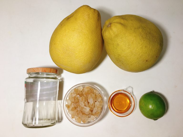 Pomelo Honey Jam Ingredient