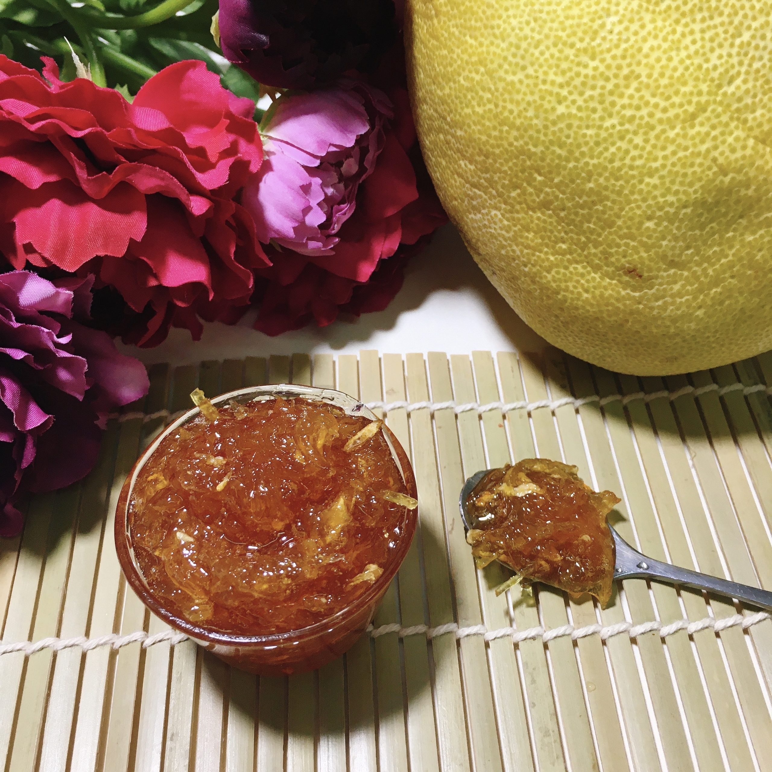 Pomelo Honey Jam
