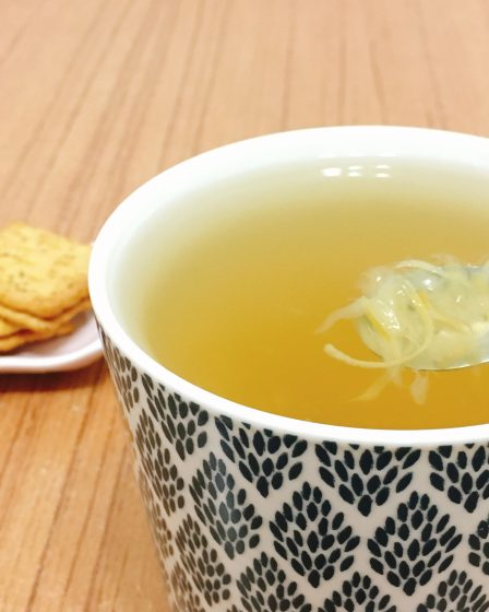 Honey Pomelo Tea