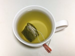 let green tea bags steep for 5 minutes