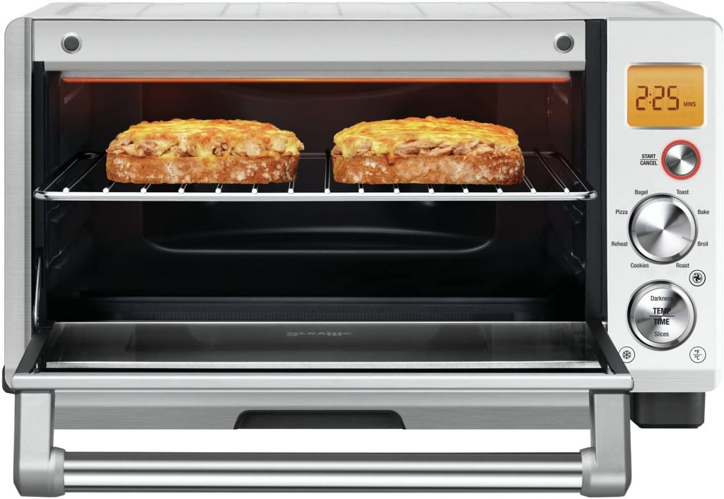 Breville BOV670BSS Smart Convection Oven Cook
