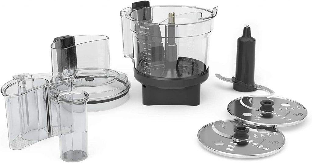 Vitamix 12-Cup Food Processor Attachment detail