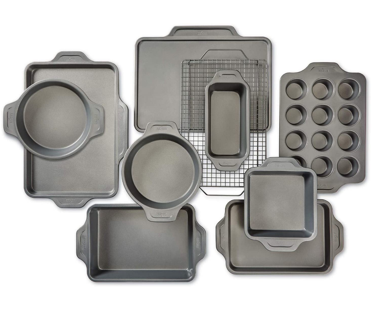 All-Clad Pro-Release 10-piece Bakeware Set