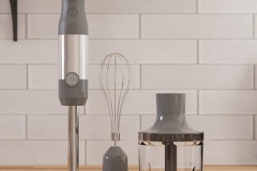 GE G8H1AASSPSS Immersion Hand Blender set