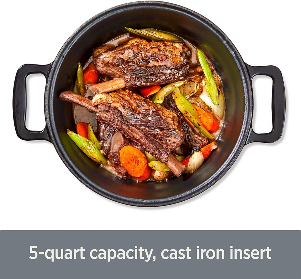 All-Clad Electric Dutch Oven Capacity