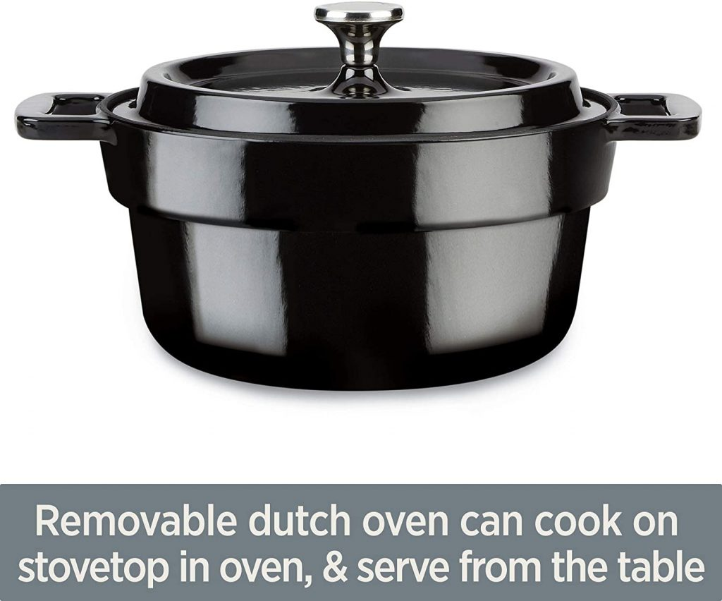 All-Clad Electric Dutch Oven Removable
