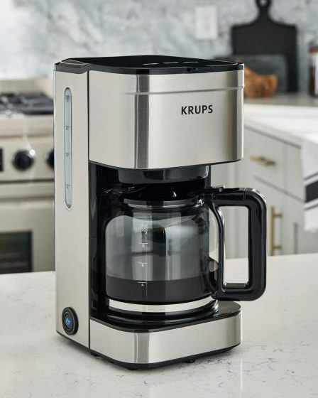 Krups Simply Brew 10-Cup Coffee Maker