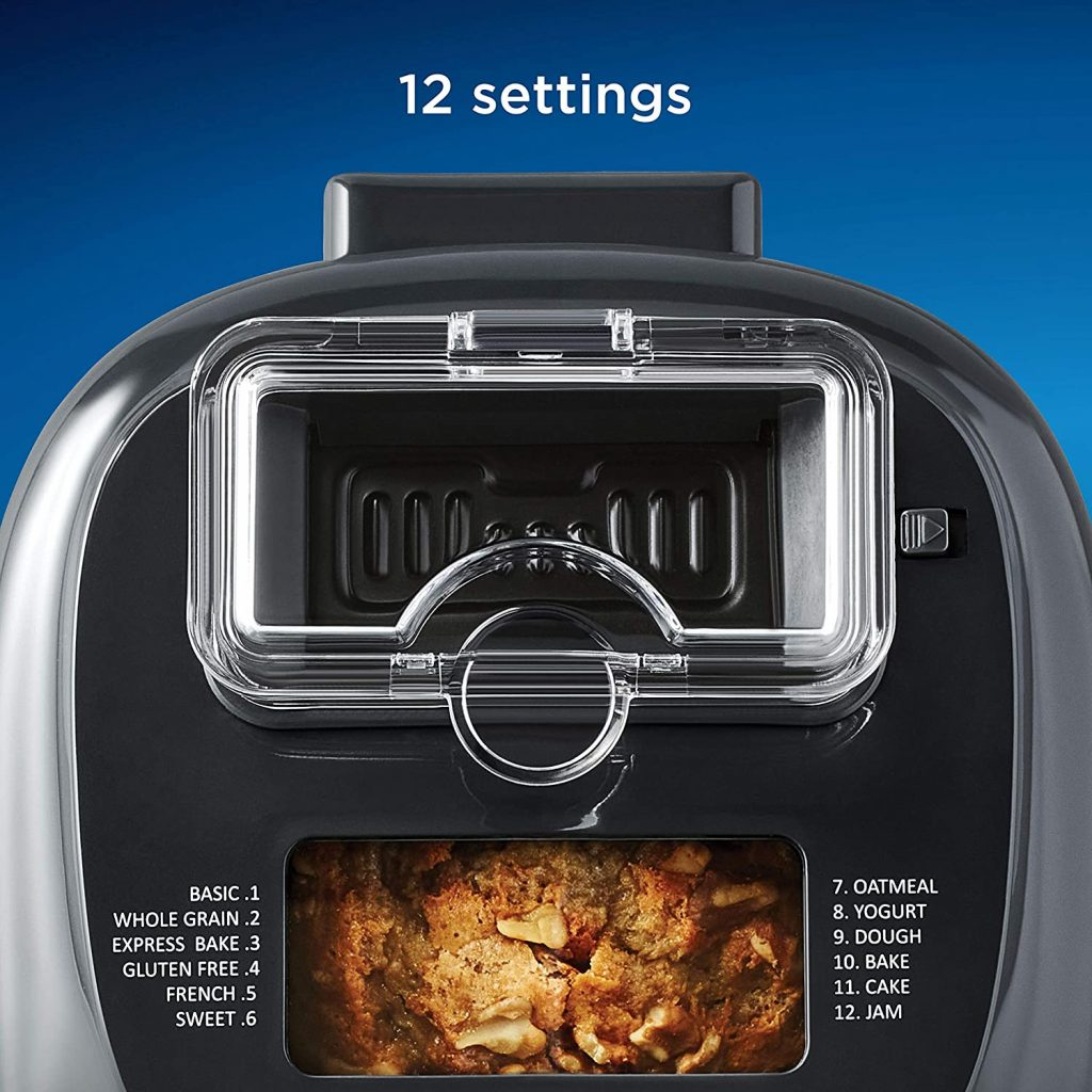 Oster Bread Maker with ExpressBake 12 Setting