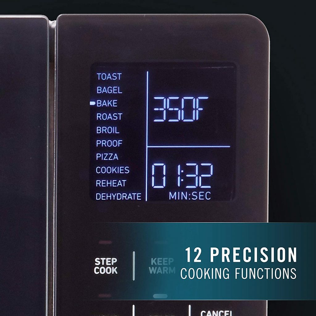 Calphalon Cool Touch Toaster Oven 12 Precision
