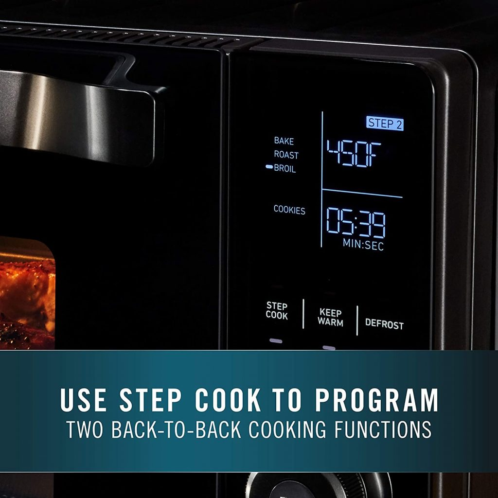 Calphalon Cool Touch Toaster Oven Program