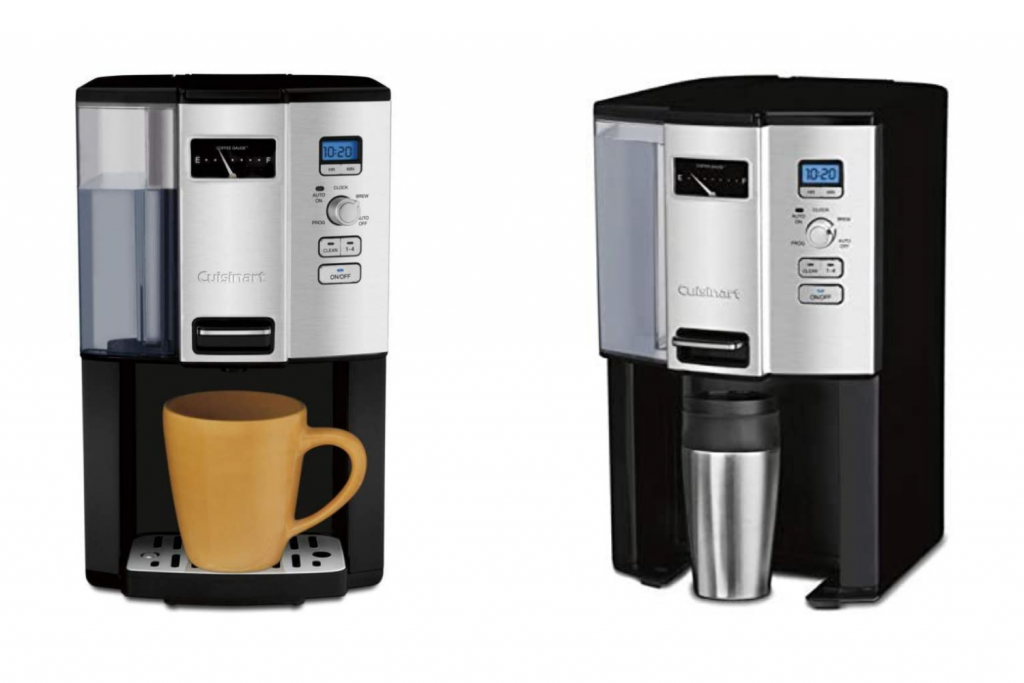 Cuisinart On Demand 12-cup Coffeemaker in used