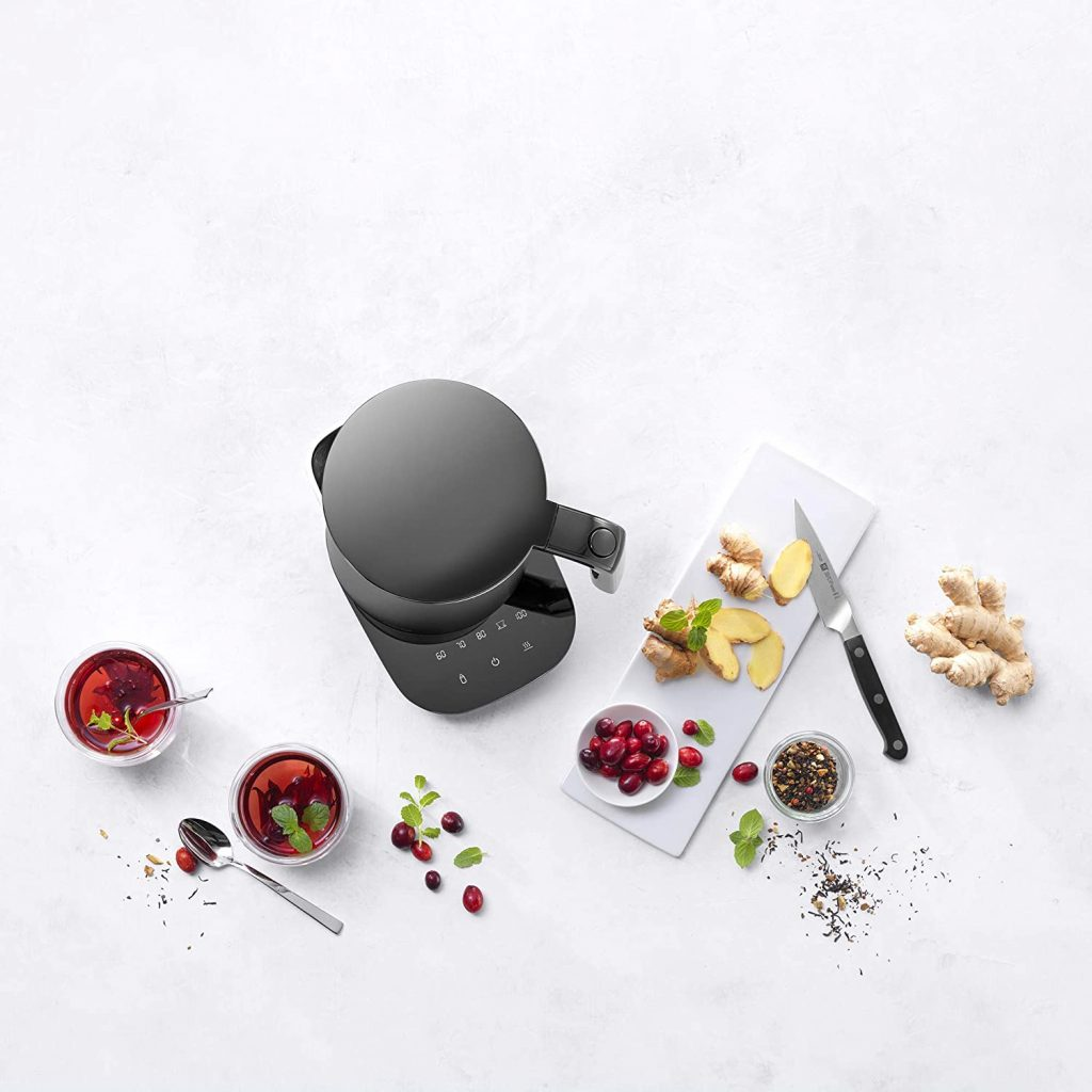 Zwilling Enfingy Cool Touch Cordless Kettle in Kitchen