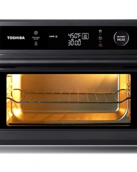 Toshiba Air Fryer 13-in 1 Toaster Oven