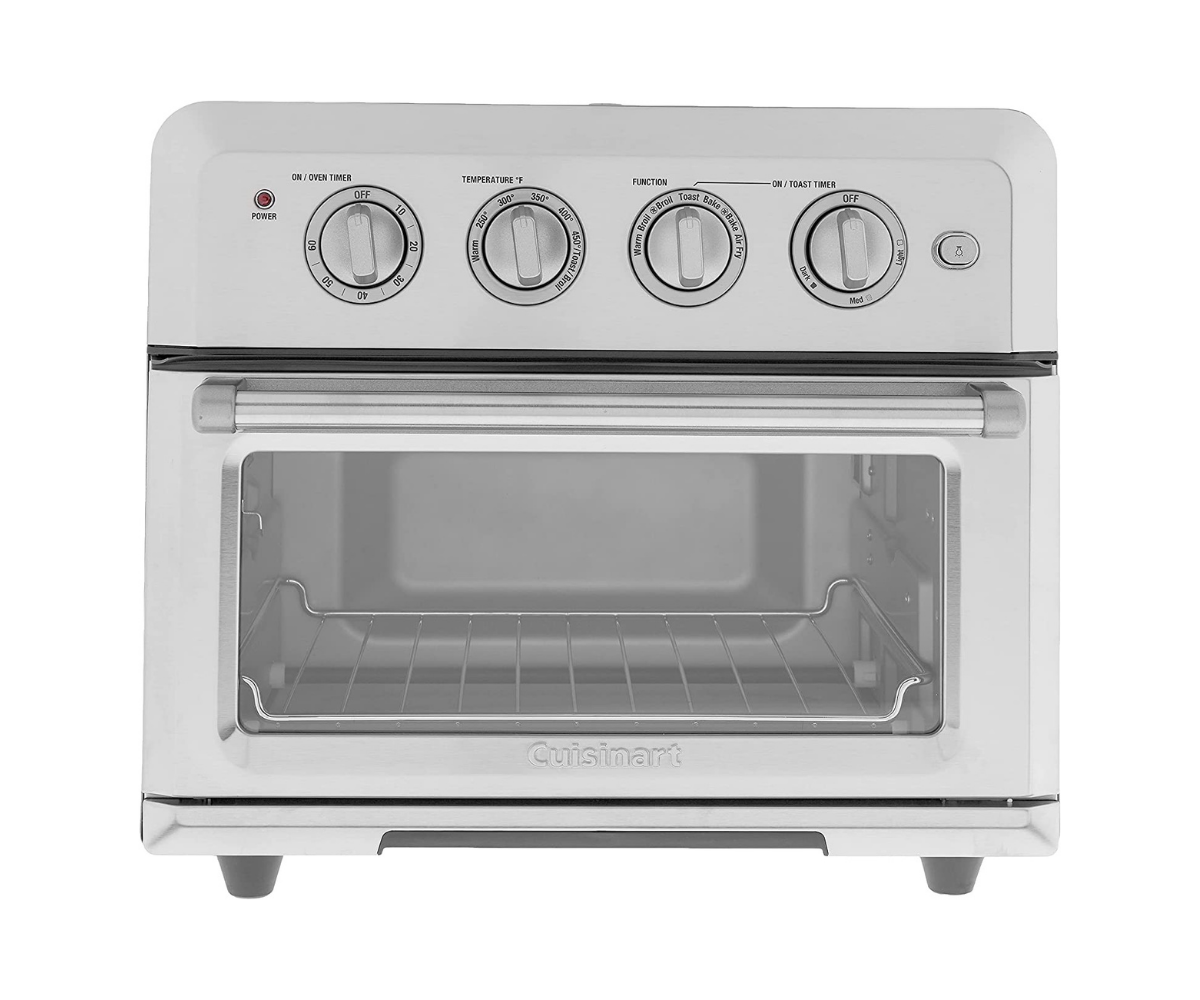 Front of Cuisinart AirFyer Convection Toaster Ovend