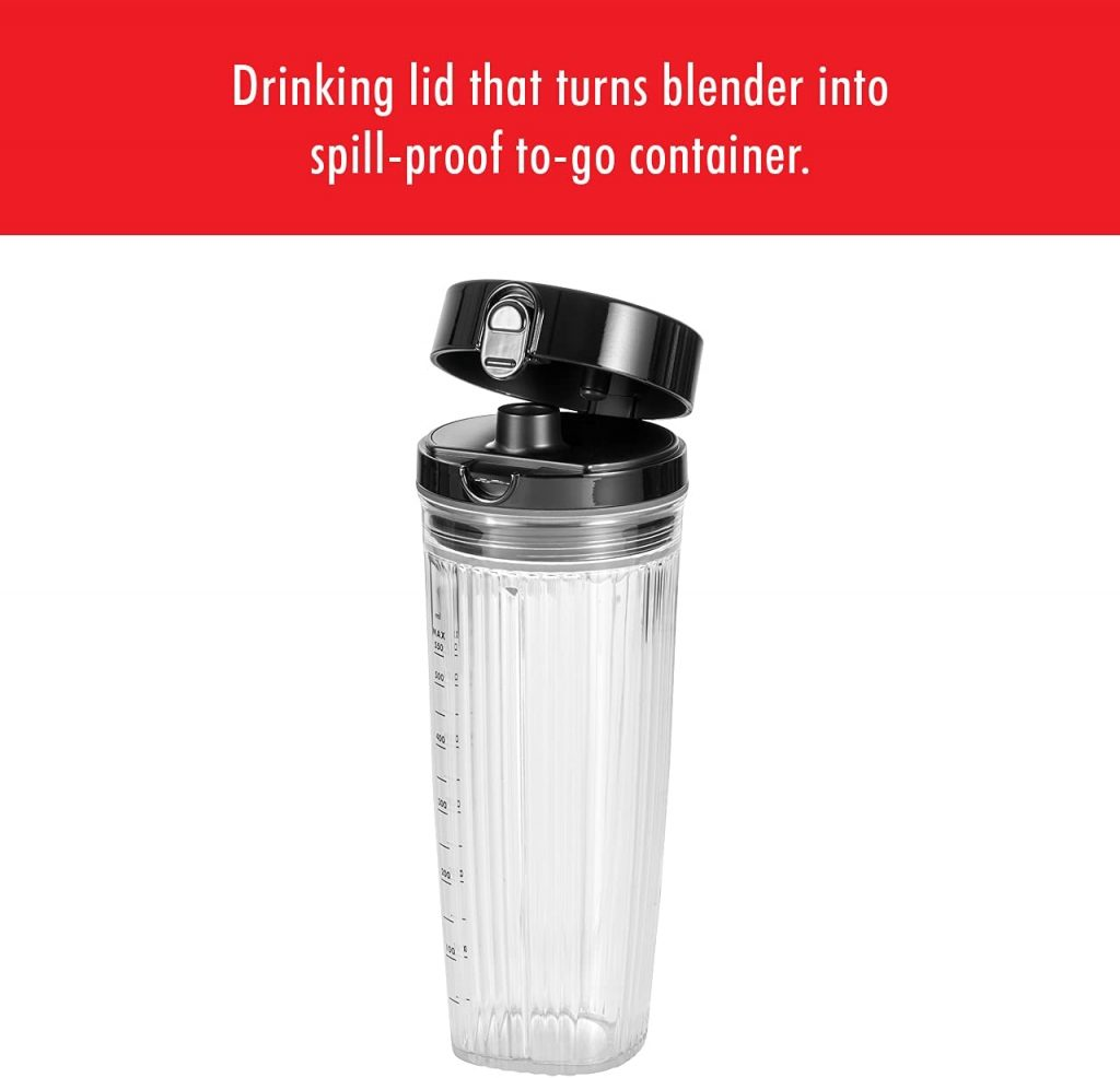 Zwilling Enfinigy Personal Blender Container